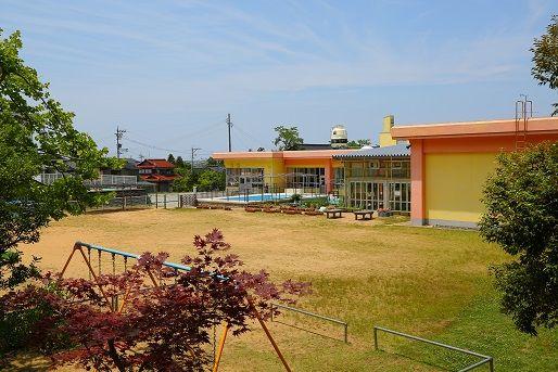 蓮代寺こども園(石川県小松市)