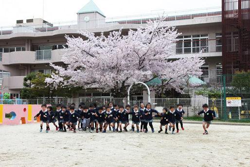 大生幼児園(愛知県名古屋市南区)
