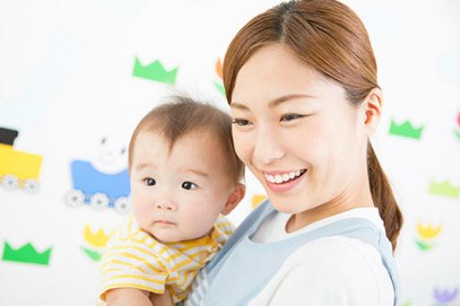 医療法人仁寿会 南野病院内の保育室(長崎県大村市)