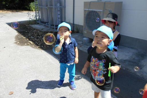 もりのなかま保育園古謝園(沖縄県沖縄市)