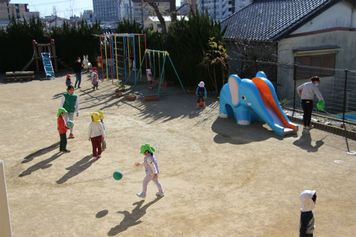 天林寺保育園(静岡県浜松市中区)