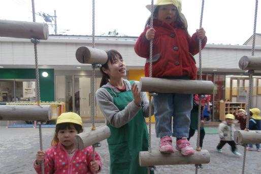 わおわお元住吉保育園(神奈川県川崎市中原区)
