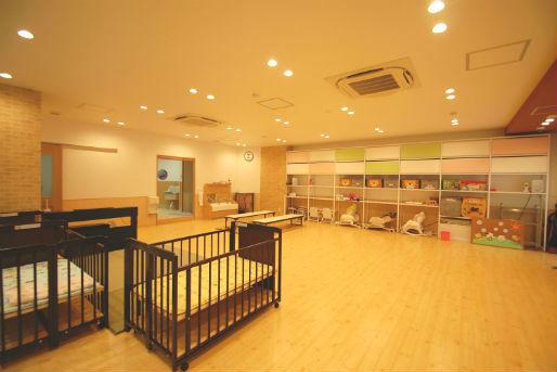 ポストメイト保育園ホテルグランヴィア岡山(岡山県岡山市北区)