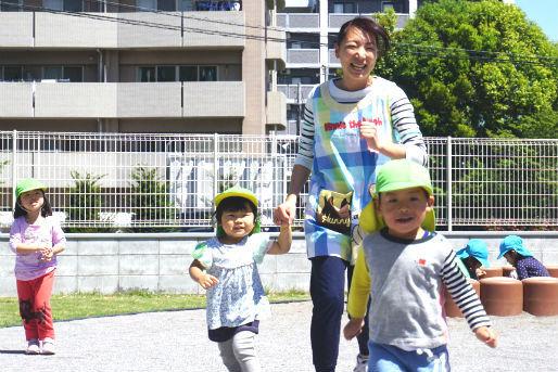 うぐす保育園川口戸塚(埼玉県川口市)
