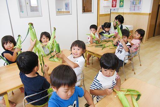 うぐす保育園上尾春日(埼玉県上尾市)