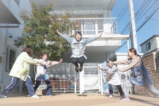 金町保育園(東京都葛飾区)