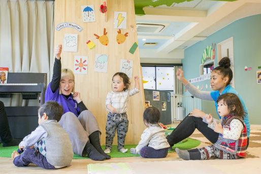 ネスインターナショナルスクールたまプラーザ校(神奈川県横浜市青葉区)