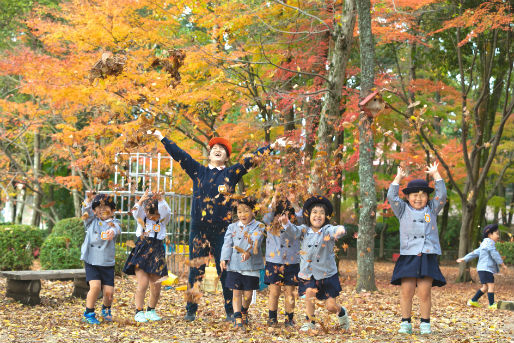 のだ山幼稚園(大分県大分市)