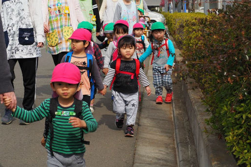あそびのてんさい和光北口保育園(埼玉県和光市)