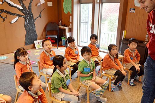 調布白菊幼稚園(東京都調布市)