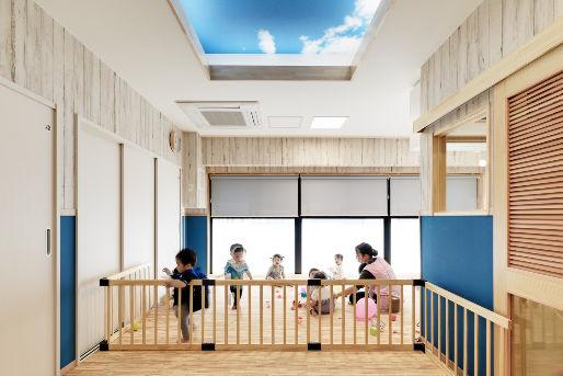 湘南台よつば保育園Plus(神奈川県藤沢市)