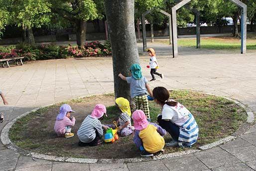 稲毛こどもの木保育園(千葉県千葉市稲毛区)