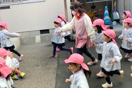 柳保育園(愛知県名古屋市中村区)