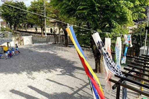 練馬区立貫井第二保育園(東京都練馬区)