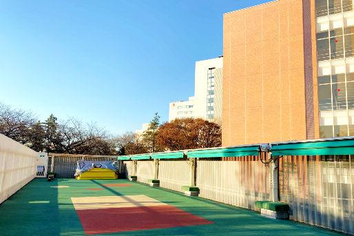 広尾上宮保育園(東京都渋谷区)