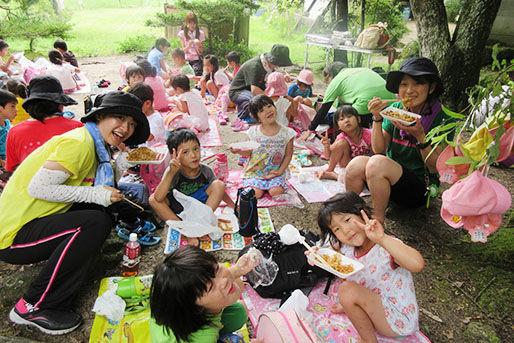 和進館保育園(愛知県名古屋市守山区)