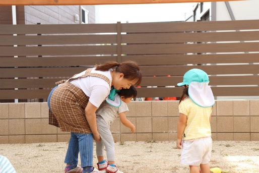 さんさん保育園(熊本県菊池郡菊陽町)