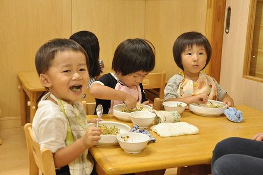 三川りっしょう子ども園(山形県東田川郡三川町)