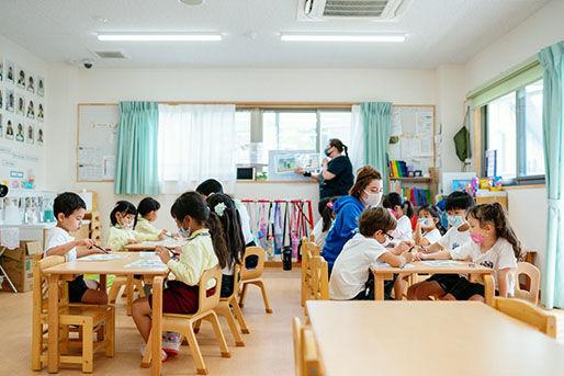 岡山インターナショナルこども園(岡山県岡山市北区)
