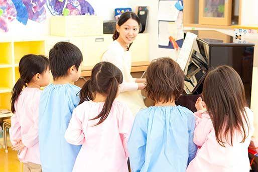 桃井幼稚園のおすすめポイント