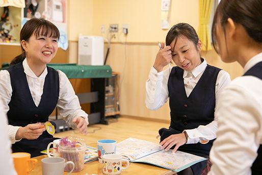 社会福祉法人山田敬愛福祉会のおすすめポイント