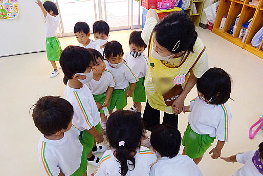 光輪幼稚園のおすすめポイント