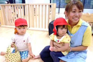四つ木なかよし保育園 両国・なかよし保育園(東京都墨田区)