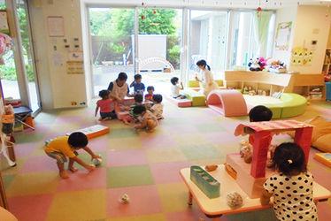オアシスみくり保育園(神奈川県相模原市緑区)