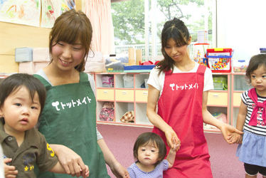 保育士募集 勤務先:西三河(愛知県西尾市)