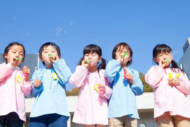 和井田保育園(岡山県倉敷市)