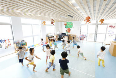 K's garden天子の森保育園(千葉県市川市)