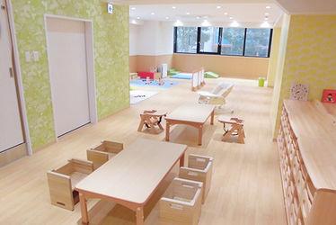 西葛西きらきら保育園(東京都江戸川区)