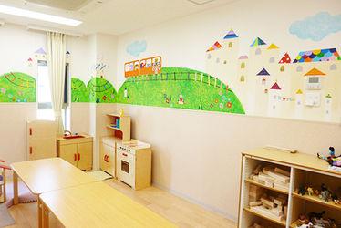 小学館アカデミーにしおぎ南保育園(東京都杉並区)