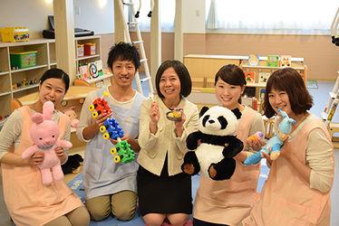 小学館アカデミーさぎぬま保育園(神奈川県川崎市宮前区)