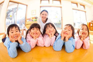 認定こども園白百合幼稚園(福岡県八女市)