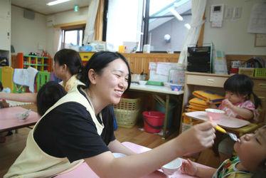 幼保連携型認定こども園 陽だまりこども園(乳児クラス)(愛知県名古屋市名東区)