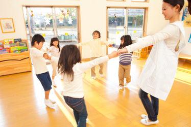 公立昭和病院の院内保育室(東京都小平市)