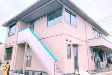 みらいとわ保育園(福岡県三井郡大刀洗町)