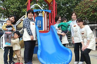 ◯△□(まるさんかくしかく)保育園(大阪府吹田市)