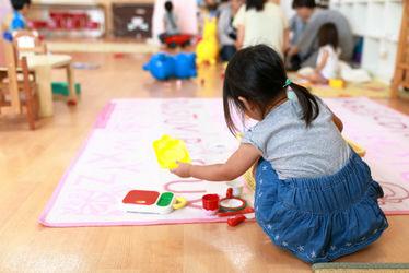 幼児教室一体型保育園たくなる園(大阪府大阪市西区)