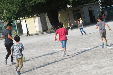 浜田山小学校放課後ひろば(東京都杉並区)